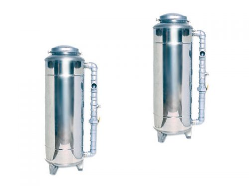 Filtro Central de Água
